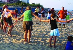 Free Family Beach Games