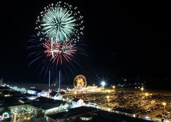 July 4th Concert & Fireworks