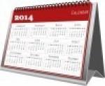 Weekly Activity Calendar August 14-20