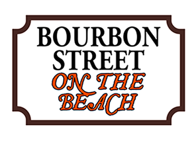 Bourbon Street on the Beach