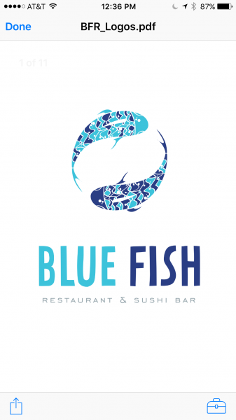 Blue Fish Restaurant & Sushi Bar