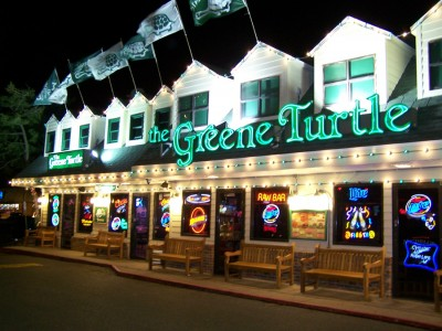 Greene Turtle, The Original